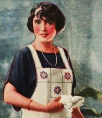 1918 Housewife