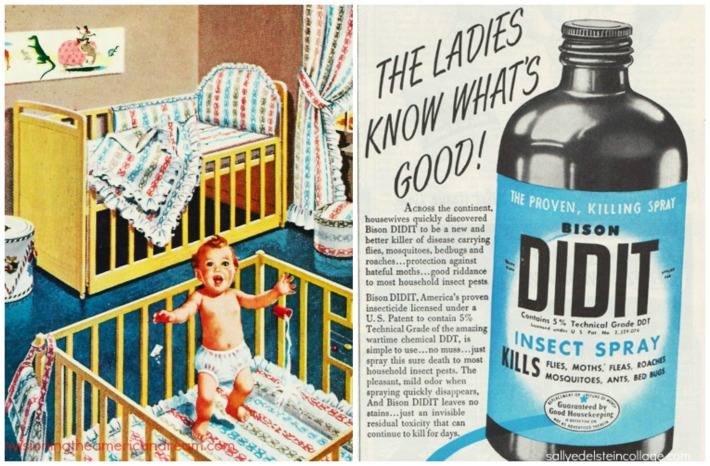 Babys DDT Nursery
