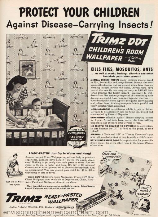 trimz ddt children room