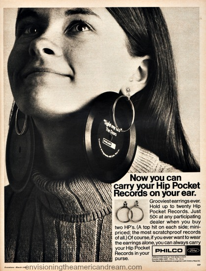 Vintage Philco Ad 1969