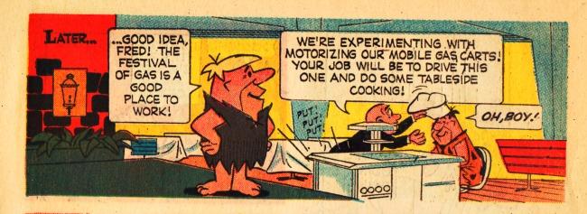 worlds Fair 64 Flinstones comics