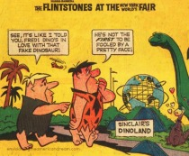 cartoon Flinstones Worlds fair 64