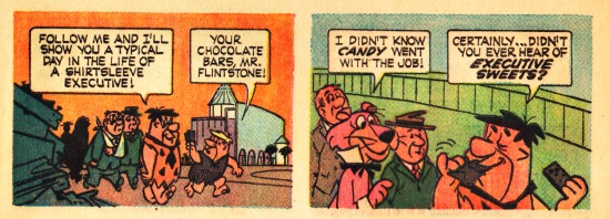Worlds Fair 64 Flinstones comic book