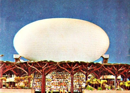 Worlds Fair 64 IBM pavilion