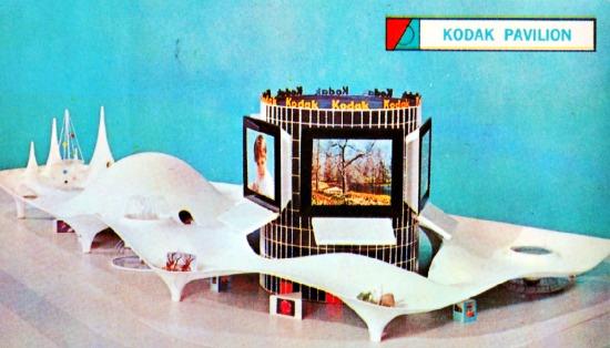 Worlds Fair 64 Kodak Pavilion