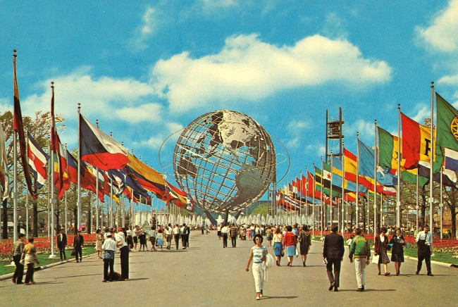 Worlds Fair 64 Unisphere