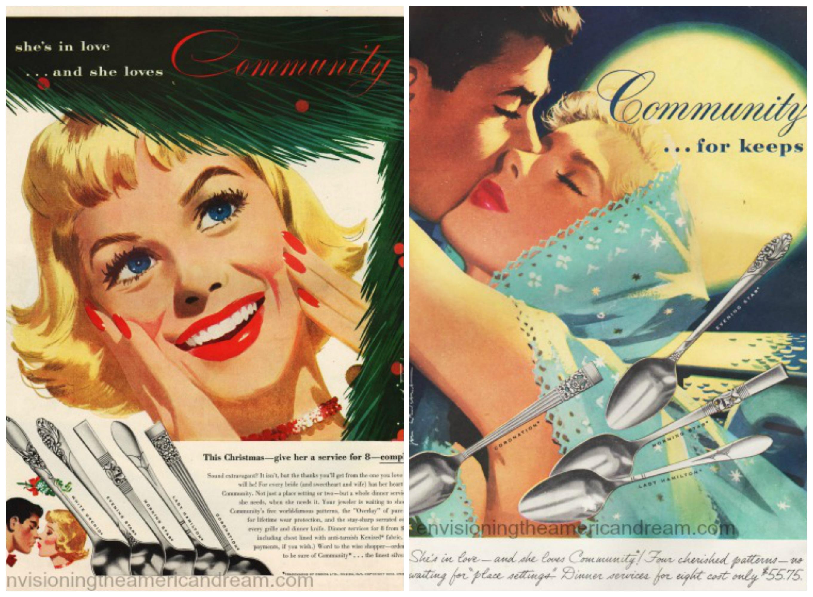 The Model Bride And Illustrator Jon Whitcomb Envisioning The American Dream