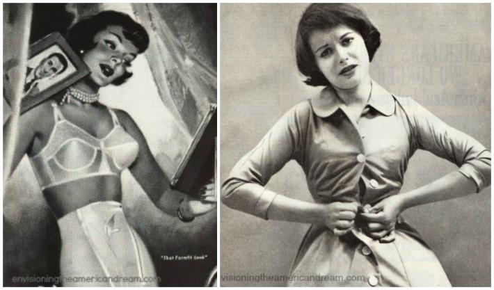lingerie girdles diet