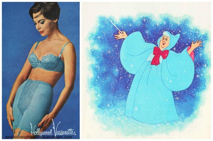 lingerie girdles lycra fairy godmother