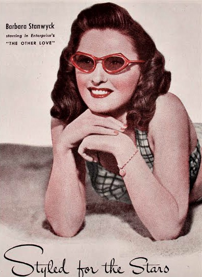 sunglasses barbara stanwyck