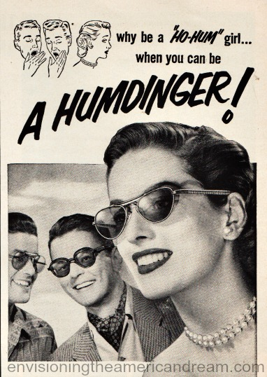 1951 men and women in sunglasses