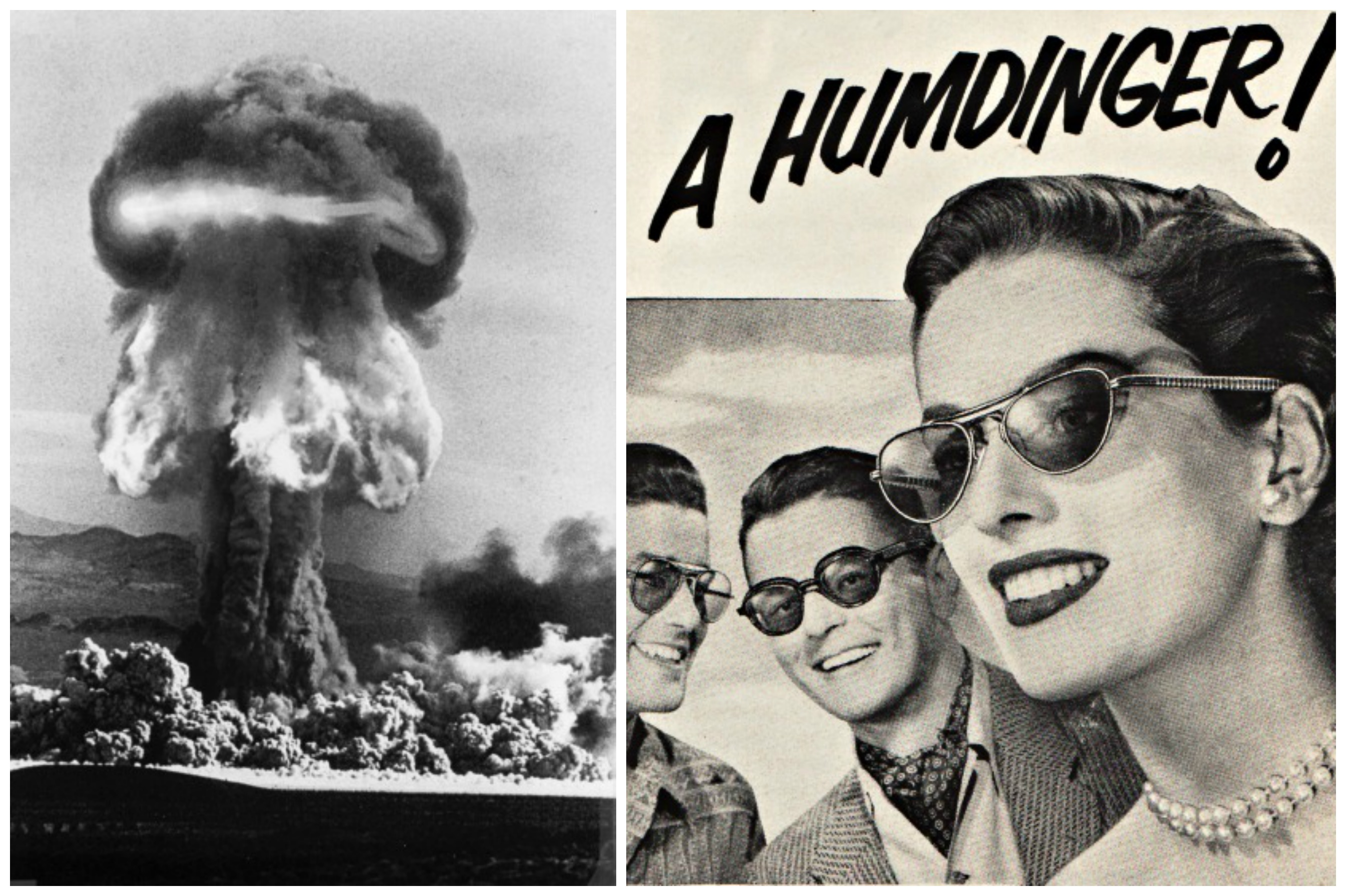Nuclear Family Vacation In The Nuclear Age Envisioning