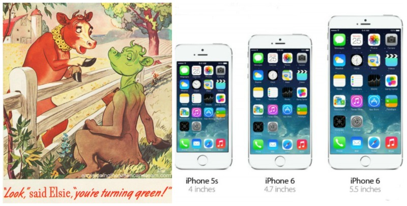 smartphone envy iphone6
