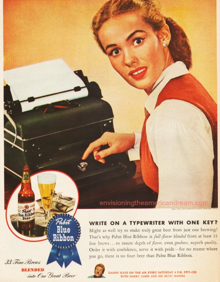 beer Pabst typewriter  45 SWScan03637 - Copy
