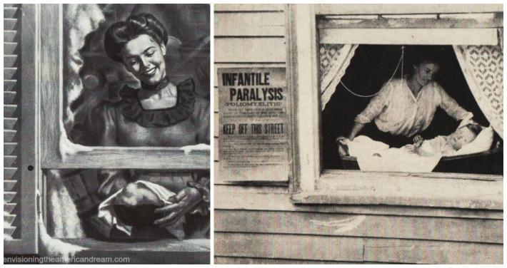 Polio Quarantine NYC 1916