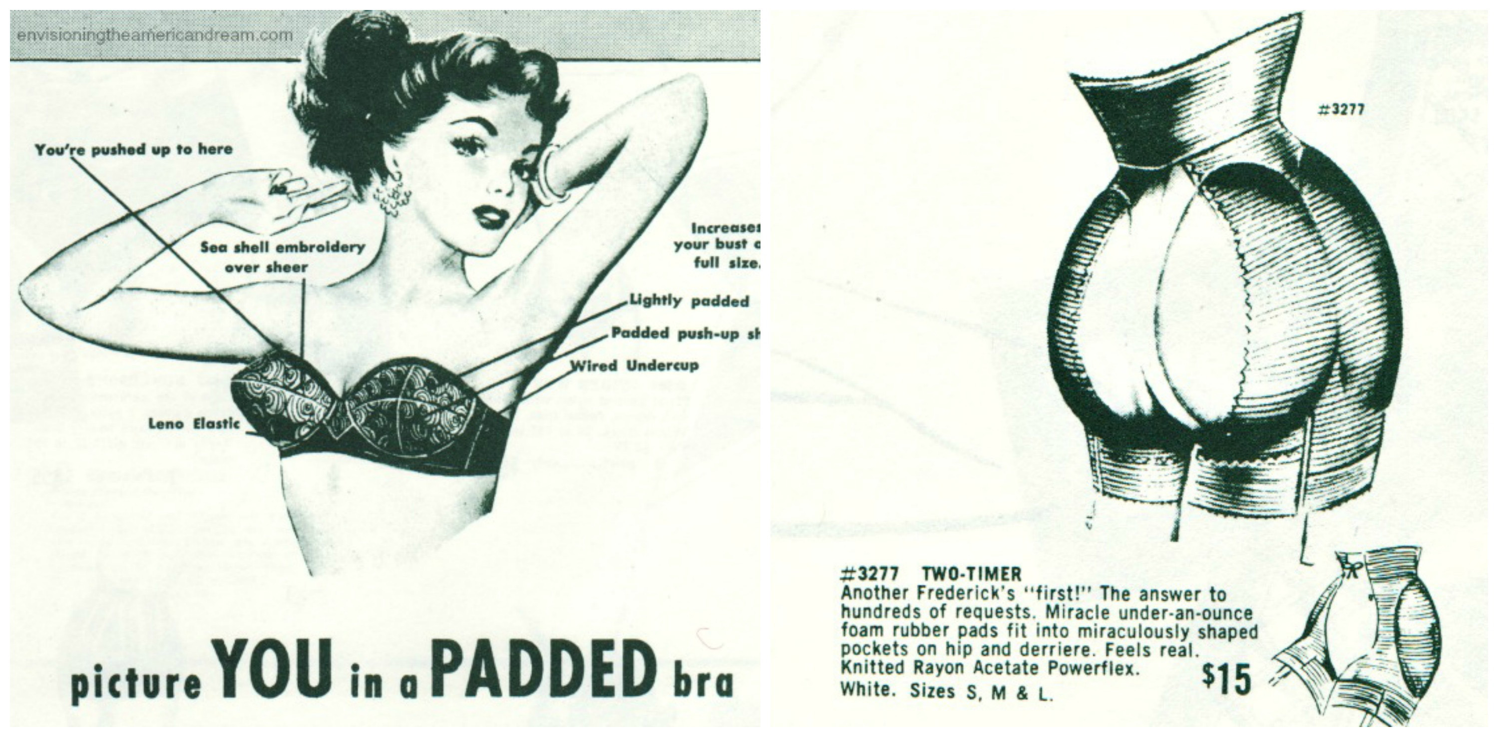 Vintage Booty Boosters | Envisioning The American Dream