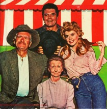 photo Beverly Hillbillies cast