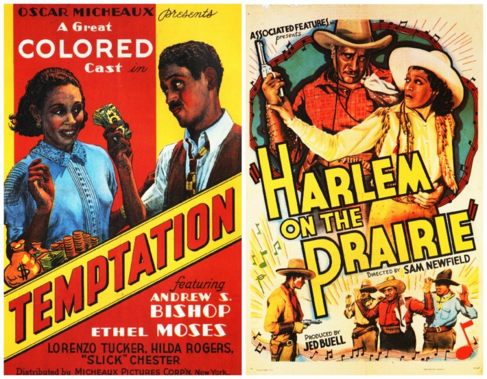 Black Movies Temptation Harlem on the Prairie