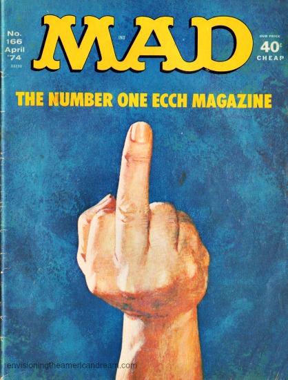 MAD Magazine 1974