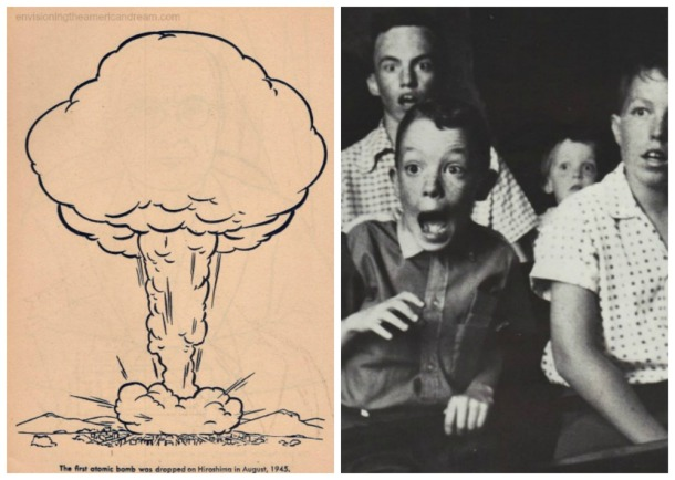 Atomic Bomb Coloring Book