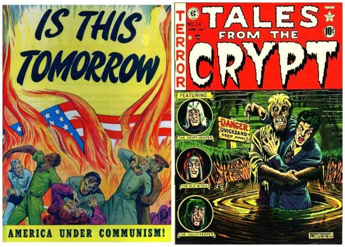 Comics and Communism