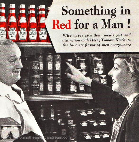 Vintage Heinz ketchup ad 1939