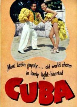 travel- cuba -1950