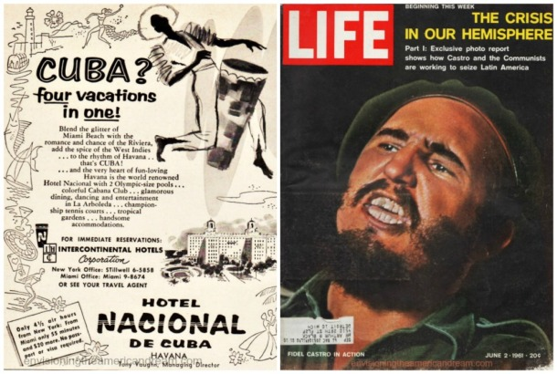 Travel Cuba Vacation Castro