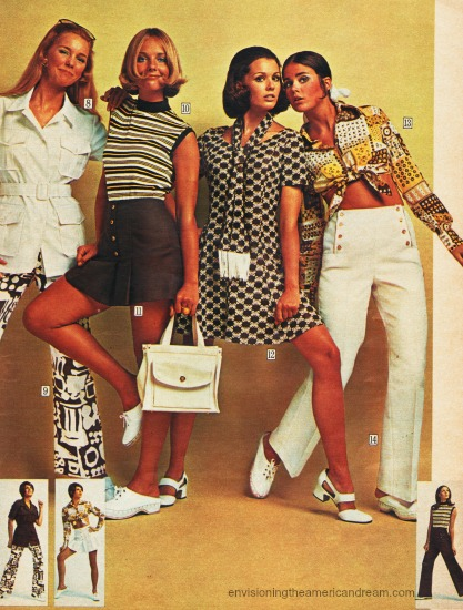 1970 fashion women
