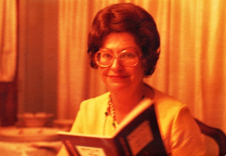 photo of Betty Edelstein my Mother