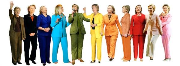 Hillary Pantsuit