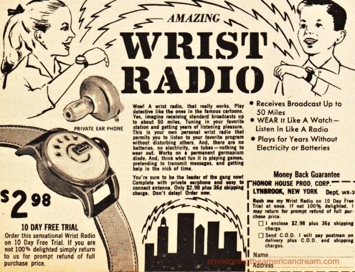 watch wrist radio SWScan10697 - Copy