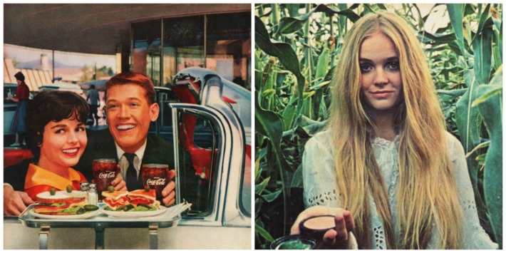 changes from the 1960s to 1970