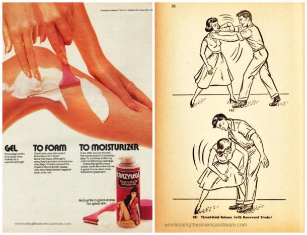 1970 Feminist stereotypes