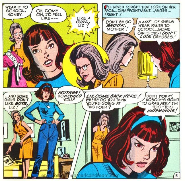 Vintage Romance Comics