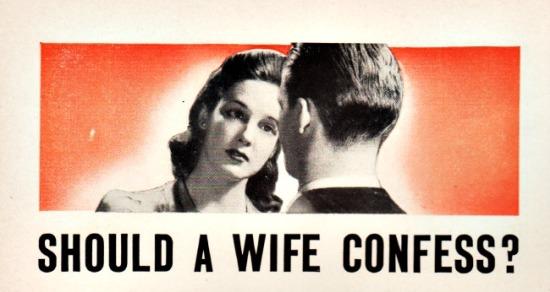 should a wife sex confess