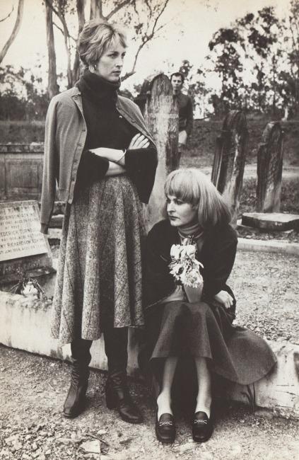 2 transgender women 1976