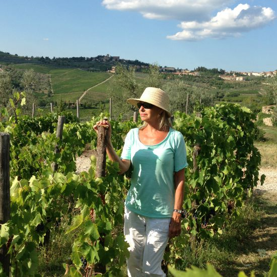 Sally Edelstein Tuscany Vineyards