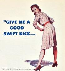 Vintage sexst ad