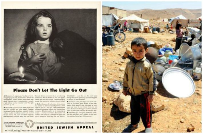 Displaced Persons UJA and Syria