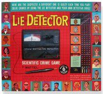 Vintage game Lie Detector