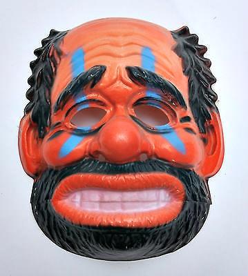 vintage halloween mask hobo