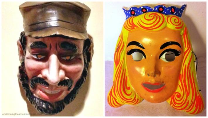 Halloween Masks Castro Sleeping Beauty