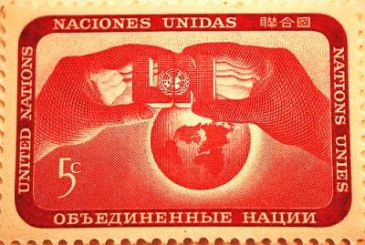 UN Stamp
