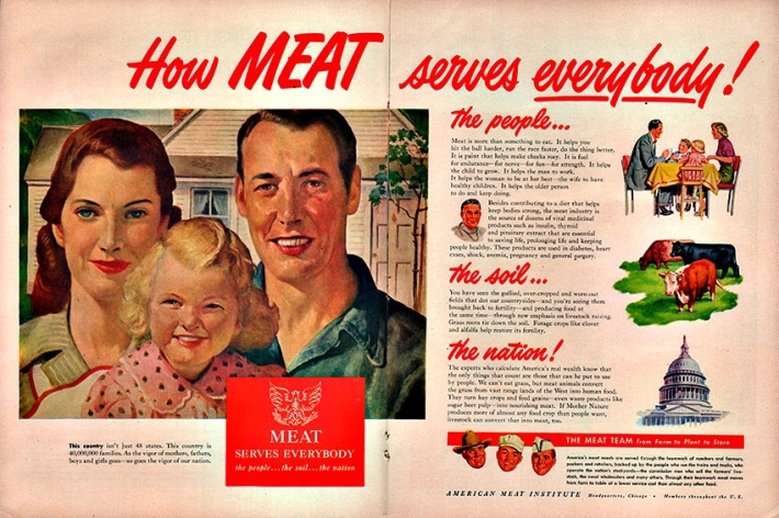 Meat Serves Everybody