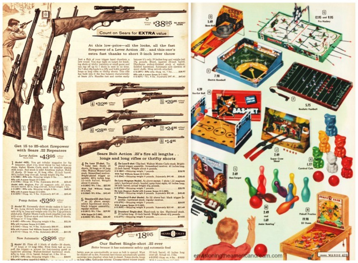 xmas Guns recreation games