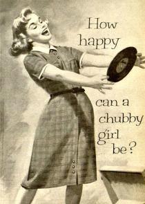 Vintage Chubbettes ad