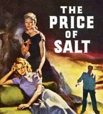 Vintage Book cover The Price of Salt