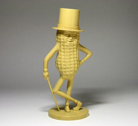 collectible Mr Peanut Bank