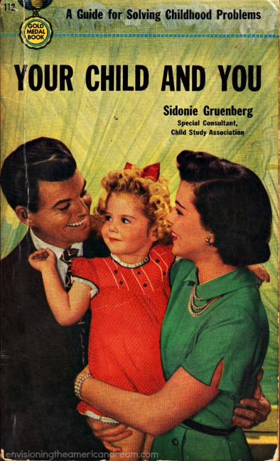 Vintage book childcare